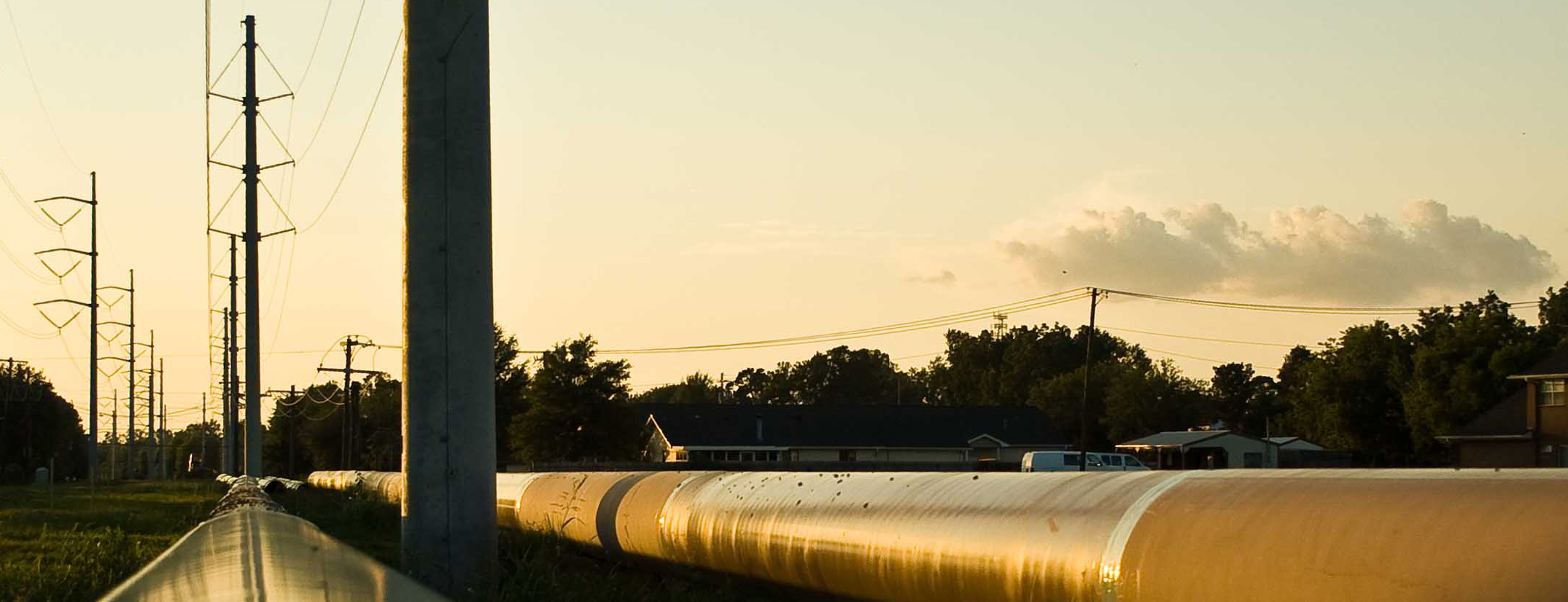 Pipeline with electric actuator from indelac controls
