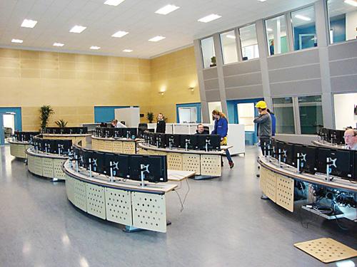 Indelac  Smart Control Room