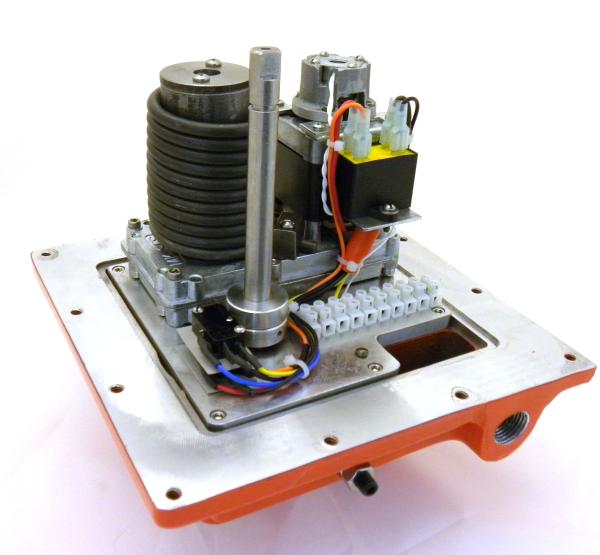 Figure 2. Output rotary fail safe electric actuator resized 600