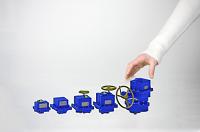 Pick Indelac Controls Electric Actuator
