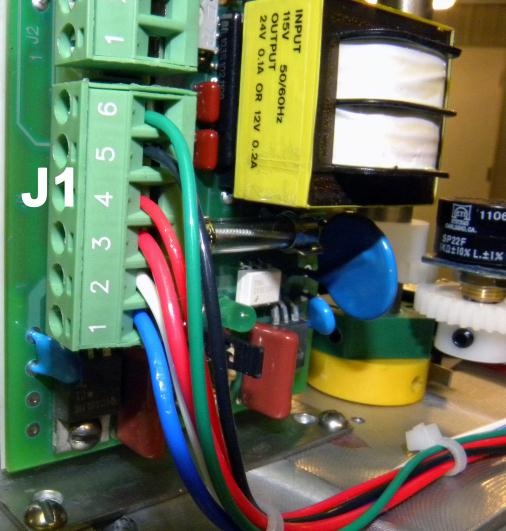 ICI 4 20mA Field Installation   M Series and L Series Actuators8