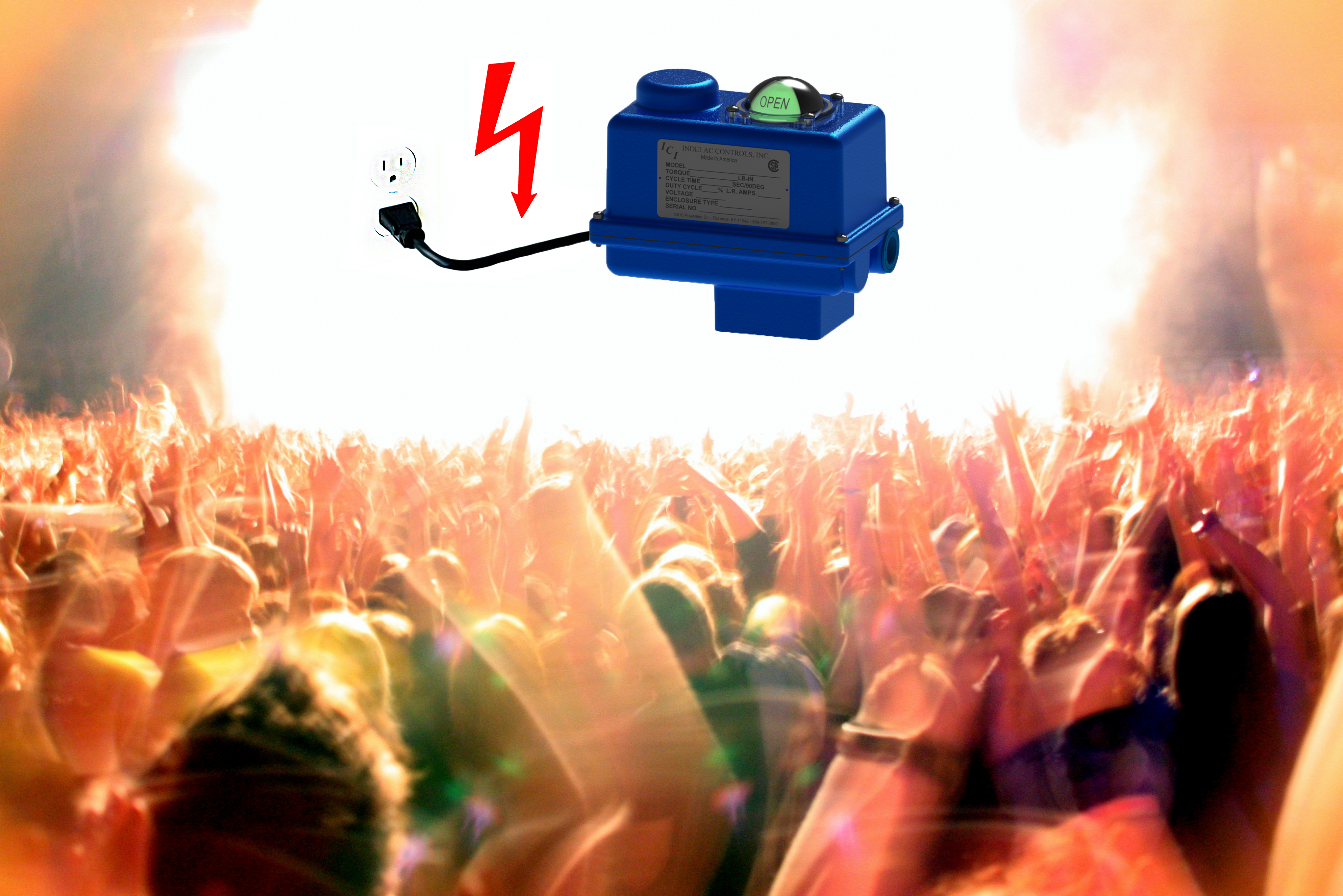 Indelac Electric Actuators Popularity