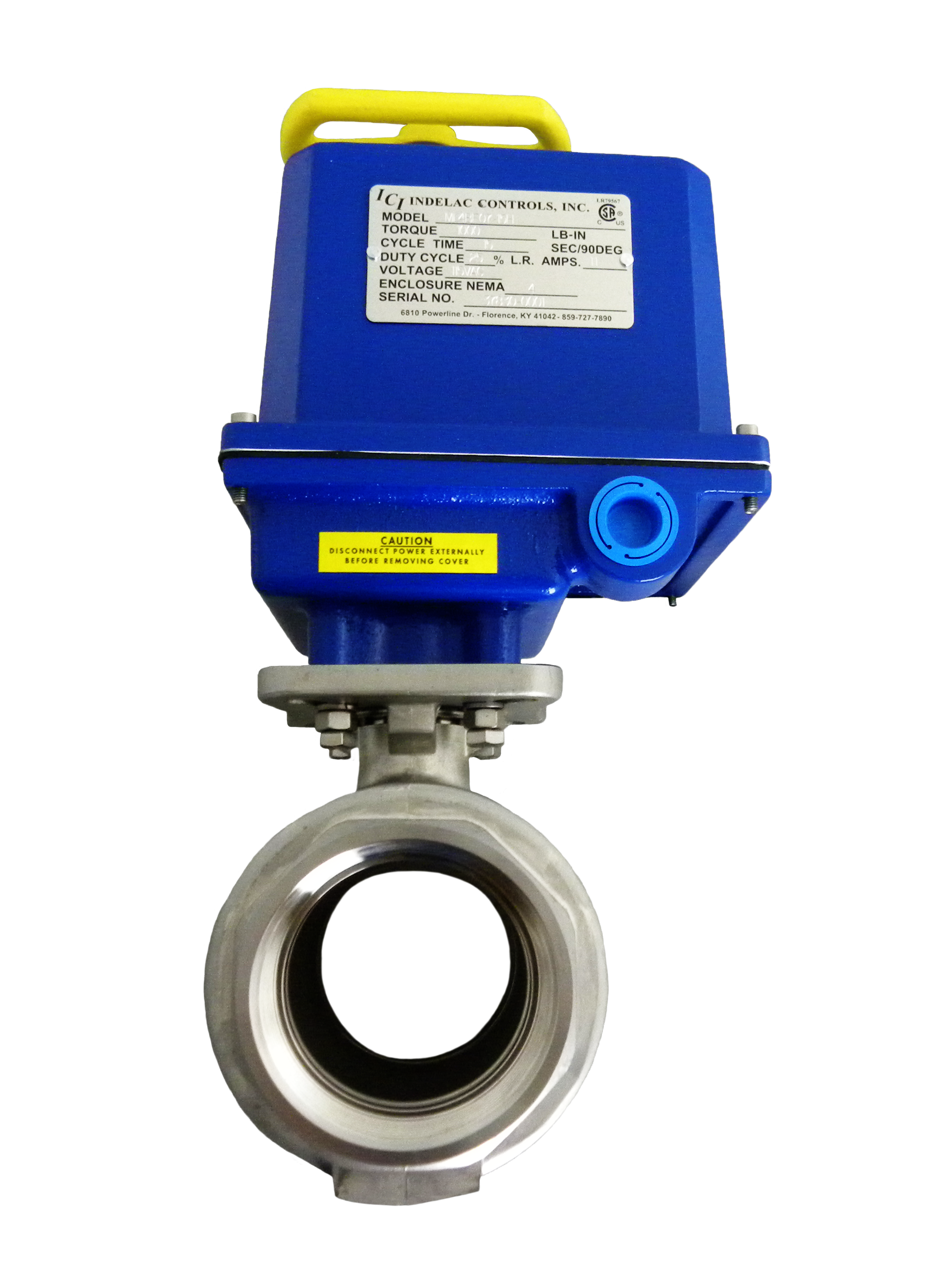 M Series With 2inch Ball Valve 1