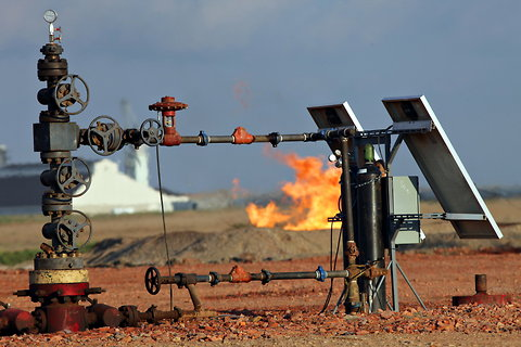 Indelac Actuator Solar Power Oil Exploitation Dakota