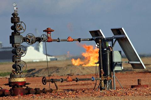 Indelac Actuator Solar Power Oil Exploitation Dakota