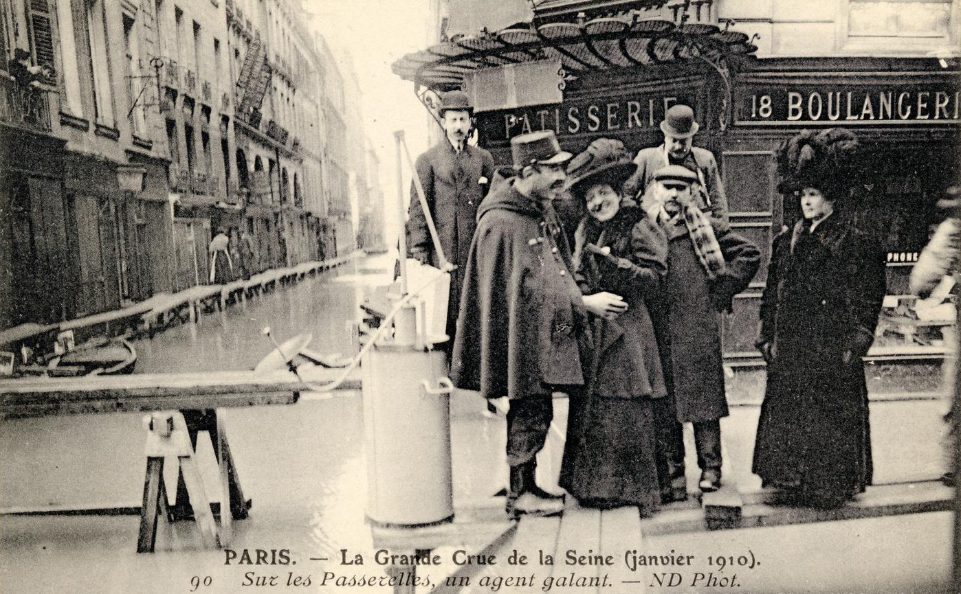 Could Electric Actuators have prevented the Great Flood of Paris 3
