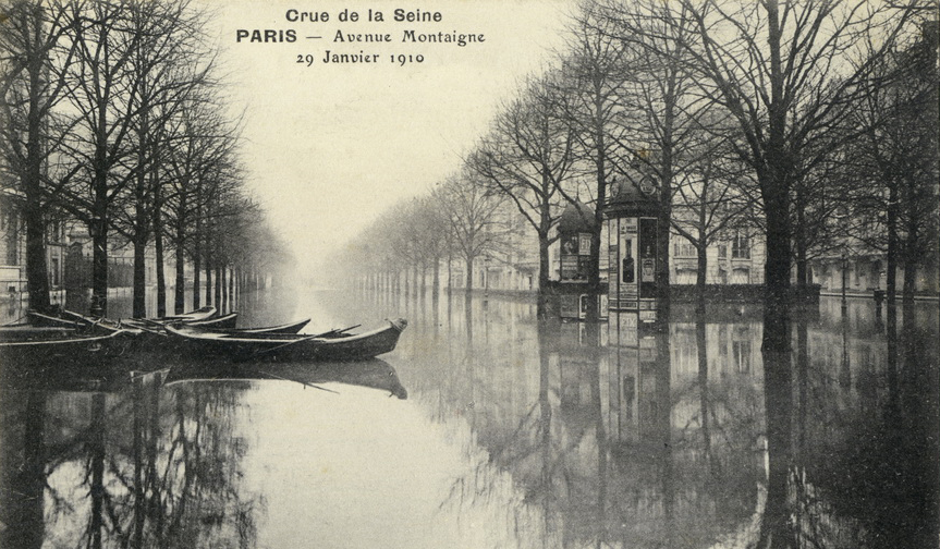 Could Electric Actuators have prevented the Great Flood of Paris 2